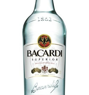 Koop Bacardi rum superieur 70 cl 37% bij Slijterij de Prins