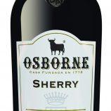 Koop Osborne sherry pale fino dry 75cl 15% bij Slijterij de Prins