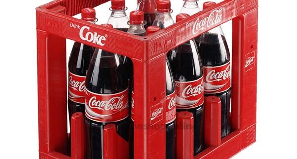 Koop Krat Duitse coca cola 10x1