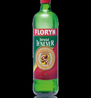 Koop Florijn jonge jenever 1 liter 35% bij Slijterij de Prins